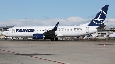 YR-BGK - Boeing 737-82R - Tarom - Romanian Air Transport