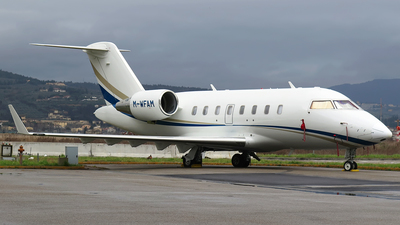 M-WFAM - Bombardier CL-600-2B16 Challenger 605 - Private