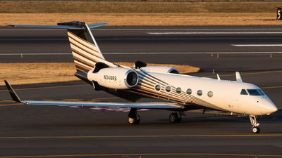 N348RS - Gulfstream G450 - Private