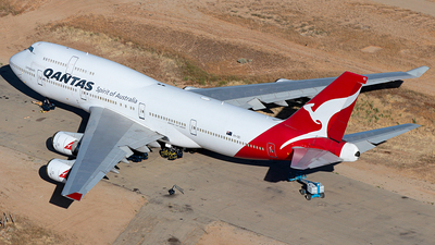 A picture of VHOEI - Boeing 747438(ER) - [32913] - © Misael Ocasio Epicaviation47