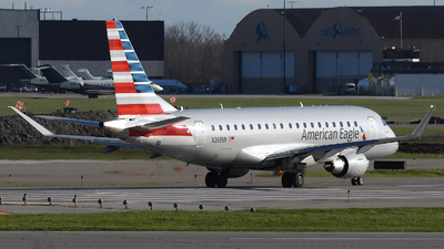 A picture of N268NN - Embraer E175LR - American Airlines - © DJ Reed - OPShots Photo Team