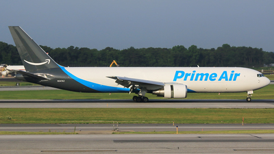 N347AZ - Boeing 767-319(ER)(BDSF) - Amazon Prime Air