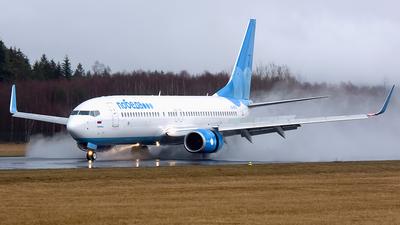 VQ-BTG - Boeing 737-8FZ - Pobeda