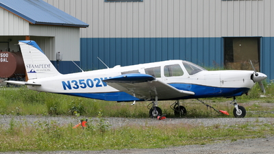 N3502W - Piper PA-32-260 Cherokee Six - Stampede Aviation