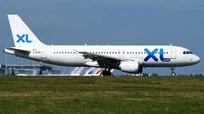 C-GTDP - Airbus A320-214 - XL Airways France (Skyservice Airlines)