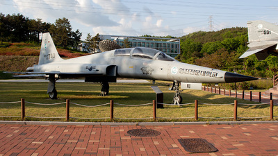 50-740 - Northrop F-5F Tiger II - South Korea - Air Force