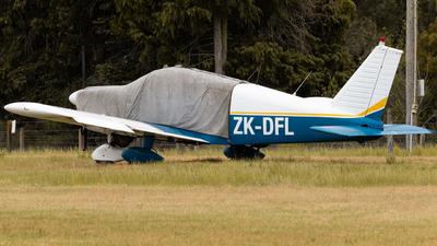 ZK-DFL - Piper PA-28-180 Cherokee D - Private