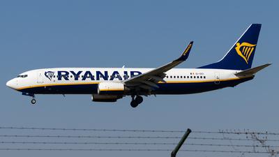 A picture of EIDCI - Boeing 7378AS - Ryanair - © Luke Dogan