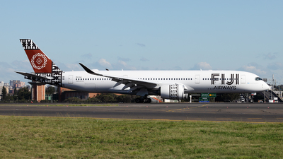 DQ-FAJ - Airbus A350-941 - Fiji Airways