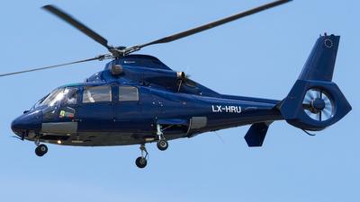 LX-HRU - Aérospatiale SA 365N3 Dauphin 2 - Private