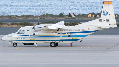 EC-HTU - CASA C-212-400MP - Spain - Ministry of Agriculture