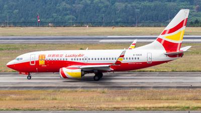 B-5805 - Boeing 737-74P - Lucky Air