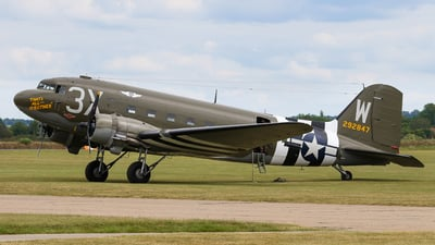 N47TB - Douglas C-47A Skytrain - Commemorative Air Force