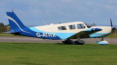 G-ATRX - Piper PA-32-260 Cherokee Six - Private