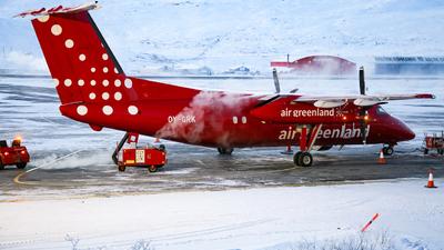 OY-GRK - Bombardier Dash 8-Q202 - Air Greenland