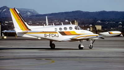 G-FCHJ - Cessna 340A - Private