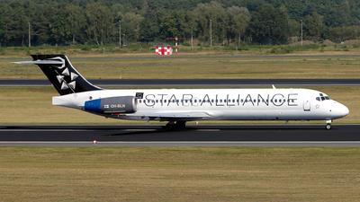 OH-BLN - Boeing 717-2K9 - Blue1
