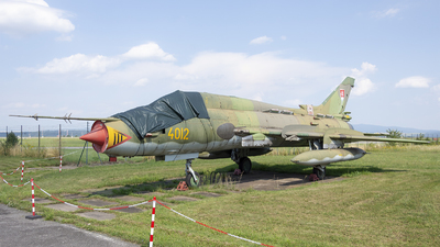 4012 - Sukhoi Su-22M4 Fitter K - Slovakia - Air Force