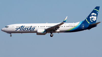 A picture of N461AS - Boeing 737990(ER) - Alaska Airlines - © DreamRiser