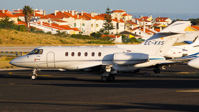 EC-KXS - Hawker Beechcraft 750 - Atlas Executive Air