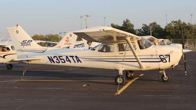 N354TA - Cessna 172S Skyhawk SP - Oklahoma State University