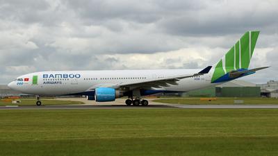 2-RLAX - Airbus A330-223 - Bamboo Airways