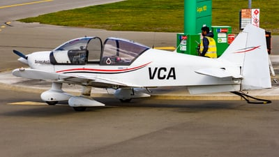 ZK-VCA - Alpha Aviation 160A - Aero Club - Canterbury