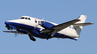 TF-ORA - British Aerospace Jetstream 31 - Eagle Air