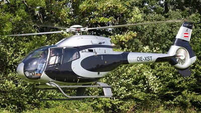 OE-XST - Eurocopter EC 120B Colibri - Aerial Helicopter