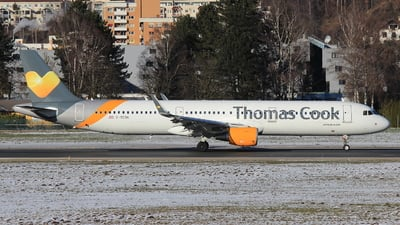 G-TCDN - Airbus A321-211 - Thomas Cook Airlines