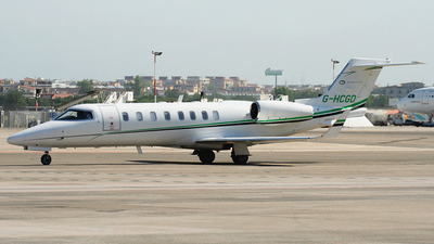 G-HCGD - Bombardier Learjet 45 - TAG Aviation