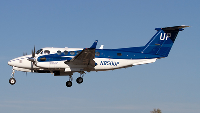 N850UP - Beechcraft B300 King Air 350 - Wheels Up