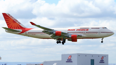 VT-ESN - Boeing 747-437 - Air India