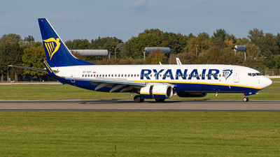 A picture of SPRSP - Boeing 7378AS - Ryanair - © Mario Trusch