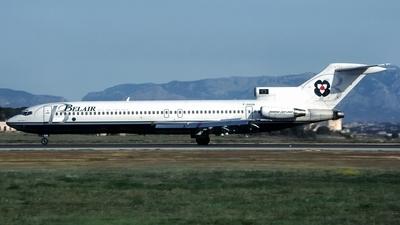 F-GGGR - Boeing 727-2H3(Adv) - Belair Ille de France