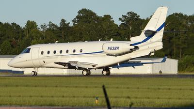 N538R - Gulfstream G200 - Private