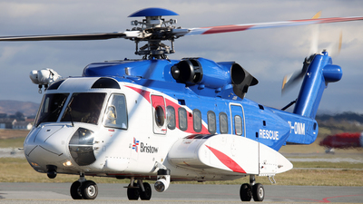 LN-ONM - Sikorsky S-92A Helibus - Bristow Norway