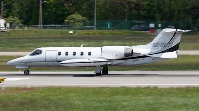 SE-RMX - Bombardier Learjet 35A - Saab