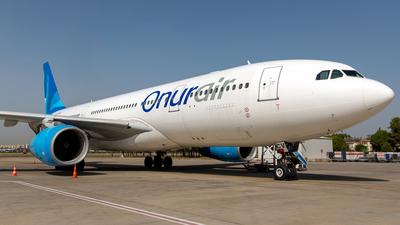 TC-OCV - Airbus A330-243 - Onur Air