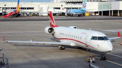 4L-TGB - Bombardier CRJ-200LR - AirZena