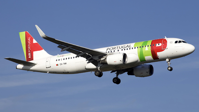 CS-TNR - Airbus A320-214 - TAP Air Portugal