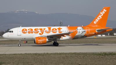 G-EZBI - Airbus A319-111 - easyJet