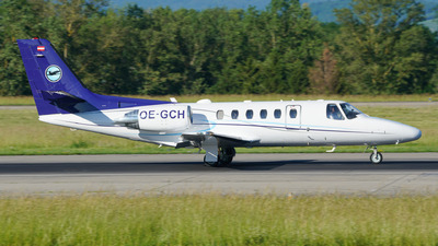 OE-GCH - Cessna 550B Citation Bravo - Speedwings