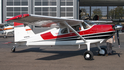 N184TM - Cessna 180C Skywagon - Private