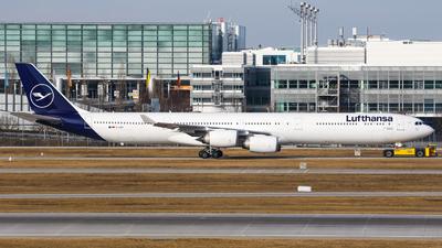 D-AIHH - Airbus A340-642 - Lufthansa