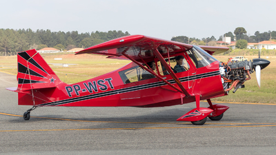 PP-WST - American Champion 8KCAB Super Decathlon - Private