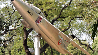 IE1113 - Hindustan Aeronautics Ajeet Mk.1 - India - Air Force