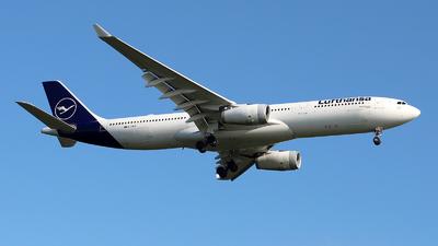 D-AIKO - Airbus A330-343 - Lufthansa