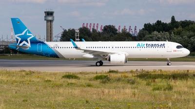 A picture of DAYAJ - Airbus A321 - Airbus - © vwmatze