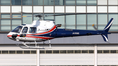 JA35BE - Airbus Helicopters H125 - Noevir Aviation